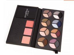 Wholesale Matt Shadows - Pomutrebeauty Makeup Eyeshadow makeup Eyeshadow Palette 27 colors Matt eye shadow palette eyeshadow