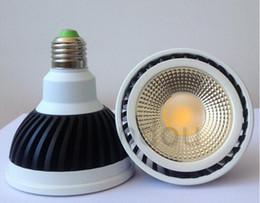 cambio de color de escenario bombilla led Rebajas Venta directa de fábrica Cob 20W Par38 Bombillas de focos LED Lámparas E27 Lámpara de foco LED AC85-265v Cálido / Naturaleza / Blanco frío 3 años de garantía