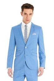 Wholesale Trajes Hombre Fashion - 016Terno Masculino Slim Fit Trajes De Novio 2015 Hombre Fashion Groom Wear Dress For Man Custom Size Men Wedding Suit