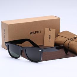 Wholesale Copper Mirror Frame - WAPITI sunglasses wayhiker 3140