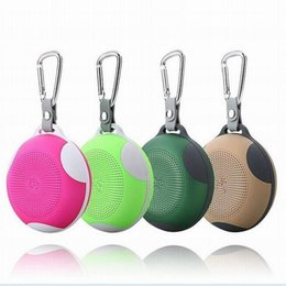 Wholesale Hi Fi Plus - new Bluetooth Speakers Aluminium Mini Wireless Portable Speakers HI-FI Music Player Audio for iphone 6 plus 7 samsung s6 edge s5 Mp3