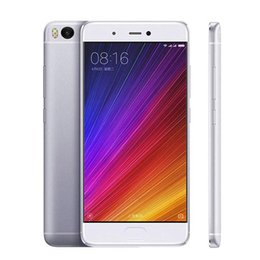 Wholesale Id Typing - 4GB 128GB Xiaomi Mi5s Mi 5s 4G LTE Touch ID Qualcomm Snapdragon 821 5.15inch 1080P FHD Fingerprint Scanner NFC Fast Charge Type-C Smartphone