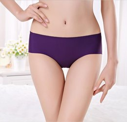 Wholesale Silk Panty Girl - Underwear Women Panties and Sexy Panty,ice silk underpanties and Briefs for Women,Young Girl Wholesale Underwea