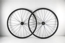 Wholesale 26 Bicycle Wheel Front - 3k mtb wheels,full 3k mtb wheels,full 29er mtb wheels carbon fiber mountain bicycle wheel disc brake wheels