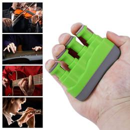 gitarren-trainer Rabatt Neue Gitarre Klavier Chinesische Zither Hand Fingertrainer Trainer Trainer Handgriffe für Erwachsene Kinder All-in-One Handtrainer