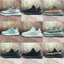 Wholesale Best For Winter - 2017 Cheap Online Wholesale Kanye West 350 Boost 350 V2 Season 3 Stealth Best SPLY-350 Running for Men Online For Sale Eur:US5-11 With Box