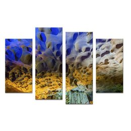 Wholesale Canvas Wall Art Ideas - 4 Panel photograph art living rooms set Wall painting print on canvas for home decor idea paint on Wall pictures simple painting
