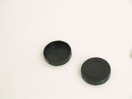 Wholesale 37mm Cap - M37 37mm plastic lens caps lens covers for binoculars, spotting scopes M12 board lens and telescopes,CCTV lens Optical device