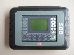 Wholesale Toyota Transponder Key Maker - 2018 newest sbb key programmer v46.02 TRANSPONDER KEY PROGRMMER Professional Key Maker DHL Free Shipping