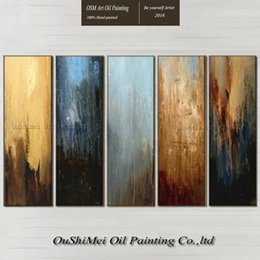 Wholesale Modern Superb Oil Paintings - Superb Artist Team Directly Supply High Quality Modern Oil Painting On Canvas For Living Room Decoration Abstract Oil Pictures