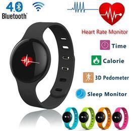 2016 nuovo smartwatch U8 bluetooth fit tracker / cinturino originale della frequenza cardiaca H8 Bracciale da polso con pedometro adatto a tutti i telefoni da luci gp fornitori