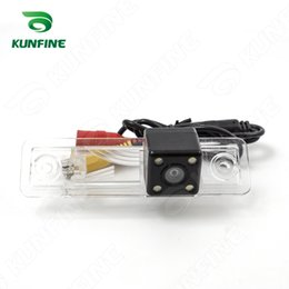 Wholesale Buick Excelle - HD CCD Car Rear View Camera for Buick EXCELLE 08 11 13 car Reverse Parking Camera Reversing Backup Camera Night Vision Waterproof KF-V1235