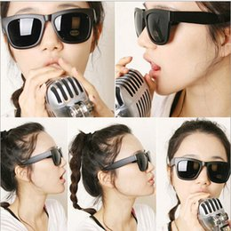 Wholesale Mix Match Vintage - 2016 Fashion energy-saving star models of Europe and the United States all-match sunglasses vintage sunglasses