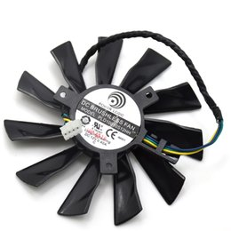 Wholesale Amd Radeon Graphics Card - Wholesale- 95MM 4Pin PLD10010S12HH Cooler Fan For MSI Radeon GTX 770 760 R9 280X 290X 270X R7 260X Graphics Video Card Cooling Fans