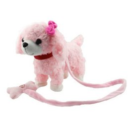 Wholesale Twisting Ass - Electric toys- rope dogs- music twisted ass electric puppy-plush toys