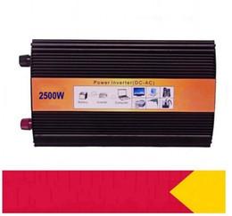 2000W 12V / 24V / 48VDC hors onduleur solaire pour appareils électroménagers 110VAC ou 220VAC, onduleur à onde sinusoïdale pure de puissance surtension 4000W ? partir de fabricateur