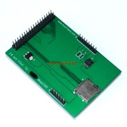 Wholesale Tft Lcd Touch Sd Arduino - Free shipping 2.8 Inch TFT LCD Display Touch Screen Module with SD Slot For Arduino 2560 r3
