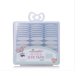 Wholesale Double Eyelid Sticker Wide - Invisible breathable double eyelid stickers,enlarge double eyes,wide and fine mixing type A196