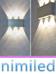 Korridor Beleuchtung Design Rabatt Nimi635 Top Design 6W 6 LED Aluminium  KTV Wandleuchte Licht Beleuchtung Gang
