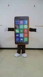 Wholesale Cellphone Costumes - Adult mobile phone mascot costume cellphone mascot costume for sale