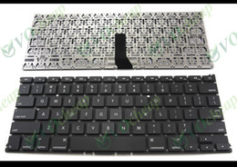 "Wholesale A1369 Keyboard - New Laptop keyboard for Apple Macbook Air 13"" A1369 MC965LL MC966 Black US Version"