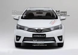 Wholesale Toyota Toy Car Models - Special offer original The new TOYOTA PRADO bullying TOYOTA PRADO 1:18 model multicolor car