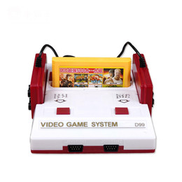 Wholesale Pal Tv Format - Hot Sale Classical Family PAL Format Tv Video Game Console 8bit 80 Yesrs Game Handheld with 400 Different Game Free Shipping