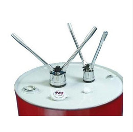 Wholesale Cap Crimping Tool - 53 gallon 200L drum manual cap sealing tool barrel cap crimping tool crimper pliers