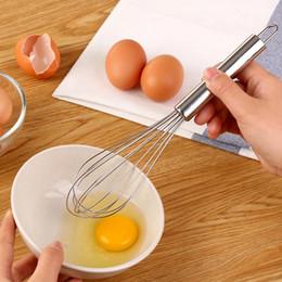 Poulet à oeillets en acier inoxydable de 10 pouces Batteur d'oeufs en acier inoxydable Gadget de cuisine Mitigeur mélangeur Mitigeur Egg Tools ? partir de fabricateur