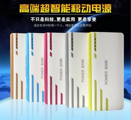 Wholesale Standby Battery Mobiles - Genuine power bank 13000 Ma free shipping, standby 3 USB mobile computer external battery