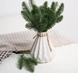 Wholesale Popular Trees - Hot Popular Artificial christmas trees decorative simulation plant Flower arranging accessories artificial