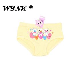Wholesale Supplier Underwear - 2017 China supplier Girls Underwear Fashion Kids Cute bamboo fabric Printing Underwear Hot Children Breathable and Comfortable Underwear