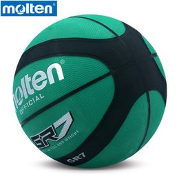 4777a1a7c6b0e Ballon de basketball fondu d'origine GR7 NEW Marque de haute qualité Ballon  de fondu véritable Material Officiel Taille 7 Basketball