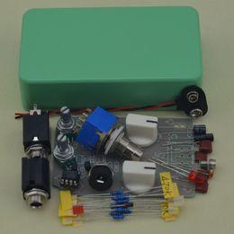 Effektpedalkompressor online-Bauen Sie Ihr eigenes DIY Compressor Effektpedal-Gitarren-Stampfer-Kit