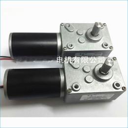 Wholesale Worm Gear Motor 24v - windows device worm 6V 12V 24V DC Gear Motor drive,high torque gear motor,Free Shipping J14974