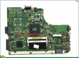 Wholesale Intel Asus Motherboard - High Quality MB 60-N89MB1301-A02 For ASUS K55A K55VD Laptop Motherboard REV3.0 SLJ8E HM76 PGA989 Integrated DDR3 100% Tested