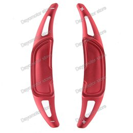 Wholesale Aluminum Class - Aluminum For Mercedes Benz AMG A45 CLA45 C63 S63 GLA45 C Class 2016 2017 Steering Wheel Shift Paddle Shifter Interior