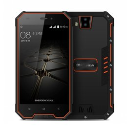 Caméra 8 go à vendre-Wholesale IP68 Waterproof 3G Rugged Smartphone 4.7 pouces Android 7.0 Quad Core 1GB RAM 8GB ROM 8.0MP 3680mAh Blackview BV4000