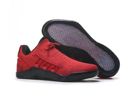 Wholesale ad discount - Red Black Kobe AD NXT Running Shoes for Men,Discount Cheap kobe 12 A.D. Basketball Sneakers Low Shoes