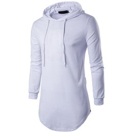 Wholesale Hooded Sweater Shirt - Mens Hip Hop Hoodie Sweater For Long Sleeve Spring and Autumn Cotton Casual Fashion Mens Shirt For White Pullover 3D Sweater Drop Shopping