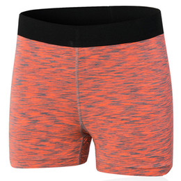 Wholesale Womens Bikini Underwear Xl - Wholesale-2016 New Womens Compression Base Layer Bottoms UnderWear Athletic Apparel Shorts High Quality