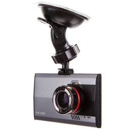 Wholesale G Dvd Player - car dvd 3.0'' Car DVR Camera 1080P Full HD 140 Degree Wide Angle Dash Cam Video Recorder Night Vision G-sensor Hot Sale Black Box