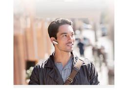Le meilleur Mini casque de téléphone portable Bluetooth Earbud unique sans fil In-Ear Invisible casque pour iPhone X 8 Samsung S8 ? partir de fabricateur