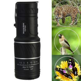 Wholesale Focus Optics - Brand New High Quality Adjustable 30X52 Mini Dual Focus Optic Lens Outdoor Travel Monocular Telescope Tourism Scope Binoculars
