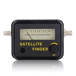 Wholesale Digital Dish Meter - Hot Sale New Arrival Durable Digital Satellite Signal Strength Finder Meter Digital FTA For Sat Directv Dish TV