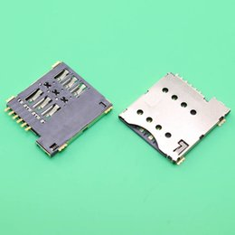 Wholesale Original Zopo C2 - Wholesale-3pcs lot 100% New original SIM Card Socket Holder Tray Repair Replacement for ZOPO C2 9520 C3 ZP980 9515 High quality