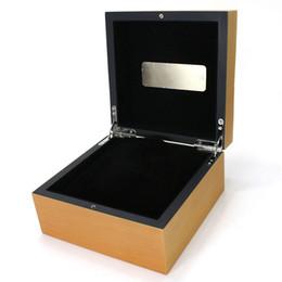 2019 relojes panerai hombres Alta calidad de lujo para hombre relojes de pulsera de marca suiza original caja de papel para panerai relojes interior tarjeta de folleto externo en inglés para hombres relojes panerai hombres baratos