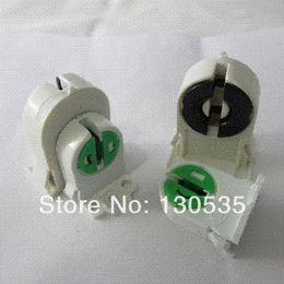 Wholesale T5 Bulb Converter - 10pcs lot T5 led Light holdr LED Light Lamp Bulb socket Adapter Converter Holder LED spare parts