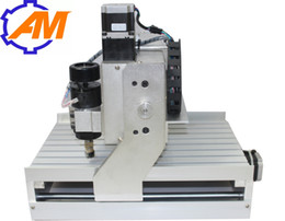 Wholesale Scanner 3d - 2016 newest cnc machine with 3d scanner, 4 axis cnc rooter machinery with best service,new design china metal cnc router machine with precis