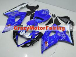 Wholesale Suzuki K5 Corona - 3 gifts+Seat cowl New Fairings Kits For SUZUKI GSXR1000 K5 05-06 GSXR 1000 GSX R1000 GSX-R1000 K5 05 06 2005 2006 Fairing Cool corona